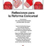 leer REFLEXIONES PARA LA REFOMA CONCURSAL gratis online