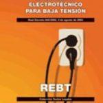 leer REGLAMENTOS ELECTROTECNICO PARA BAJA TENSION: REAL DECRETO 842/20 02 DE 2002 gratis online
