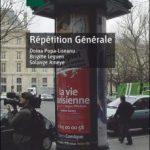leer REPETITION GENERALE; METHODE DE FRANÇAIS LANGUE ET RANGERE EN QUA TRE ACTES 1 PARTIE gratis online