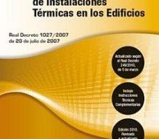 leer RITE. REGLAMENTO DE INSTALACIONES TERMICAS EN LOS EDIFICIOS. 6ªED 2010 gratis online