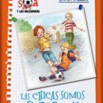 leer SARA Y LAS GOLEADORAS 2: LAS CHICAS SOMOS GUERRERAS gratis online