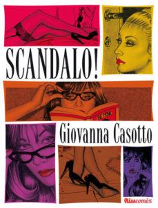 leer SCANDALO! gratis online