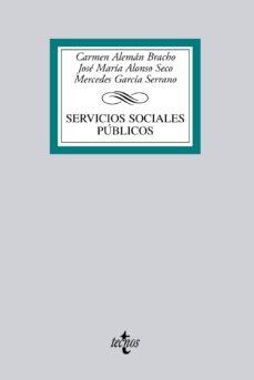 leer SERVICIOS SOCIALES PUBLICOS gratis online