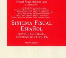 leer SISTEMA FISCAL ESPAÑOL gratis online