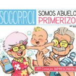 leer ¡SOCORRO! SOMOS ABUELOS PRIMERIZOS gratis online