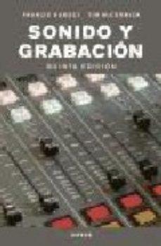 leer SONIDO Y GRABACION gratis online