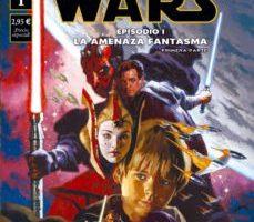 leer STAR WARS 1 EPISODIO I (PRIMERA PARTE) gratis online