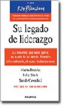 leer SU LEGADO DE LIDERAZGO gratis online