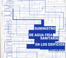 leer SUMINISTRO DE AGUA FRIA SANITARIA EN LOS EDIFICIOS gratis online