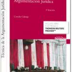 leer TECNICA DE LA ARGUMENTACION JURIDICA gratis online
