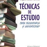 leer TECNICAS DE ESTUDIO PARA SECUNDARIA Y UNIVERSIDAD gratis online