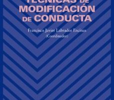 leer TECNICAS DE MODIFICACION DE CONDUCTA gratis online