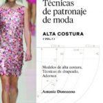 leer TECNICAS DE PATRONAJA DE MODA ALTA COSTURA - VOL. 1 gratis online