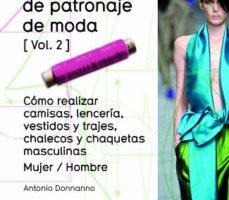 leer TECNICAS DE PATRONAJE DE MODA VOL. 2 gratis online