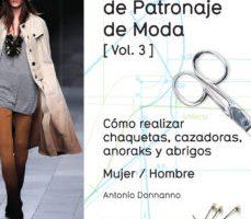 leer TECNICAS DE PATRONAJE DE MODA VOL. 3 gratis online
