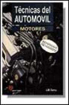 leer TECNICAS DEL AUTOMOVIL MOTORES gratis online