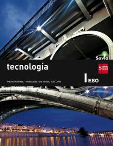 leer TECNOLOGIAS 1º ESO SAVIA ED 2015 gratis online