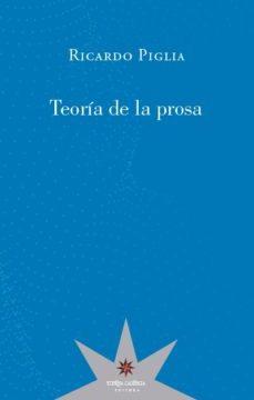 leer TEORIA DE LA PROSA gratis online