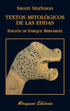 leer TEXTOS MITOLOGICOS DE LAS EDDAS gratis online