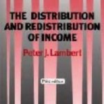 leer THE DISTRIBUTION AND REDISTRIBUTION OF INCOME gratis online