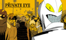 leer THE PRIVATE EYE gratis online