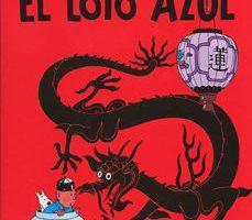 leer TINTIN: EL LOTO AZUL (14ª ED.) gratis online