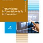 leer TRATAMIENTO INFORMATICO DE LA INFORMACION ED 2017 gratis online