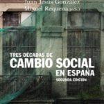 leer TRES DECADAS DE CAMBIO SOCIAL EN ESPAÑA gratis online
