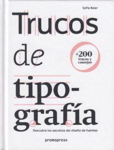 leer TRUCOS DE TIPOGRAFIA gratis online