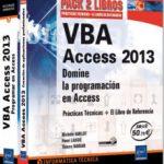 leer VBA ACCESS 2013 gratis online