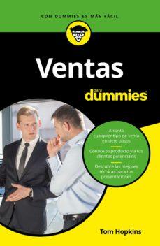 leer VENTAS PARA DUMMIES gratis online