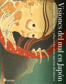 leer VISIONES DEL MAL EN JAPON gratis online
