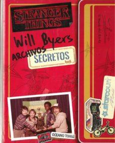 leer WILL BYERS. ARCHIVOS SECRETOS : STRANGER THINGS 3 gratis online
