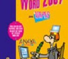 leer WORD 2007 : INFORMATICA PARA TORPES gratis online